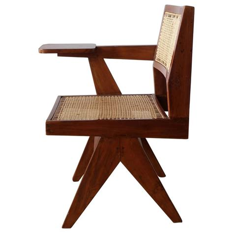 writing chair by jeanneret at 1stdibs