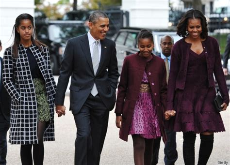 obama s michelle obama and daughters wear fall s biggest trends to
