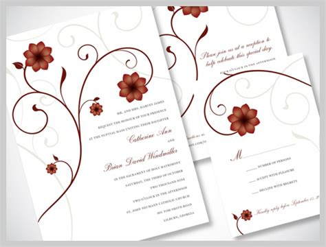 Wedding Invitations Greeting Cards by 36 Customized Wedding Invitation Greeting Cards Uprinting