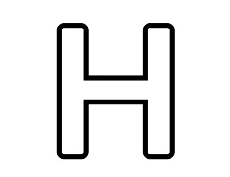 h h h clipart clipground