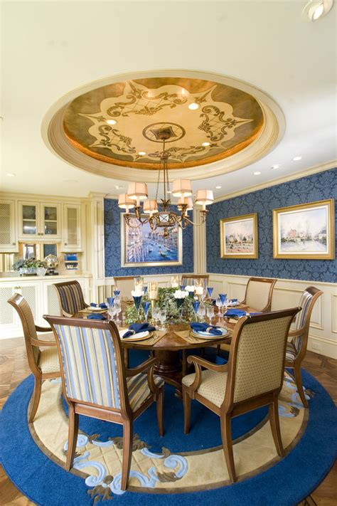 Dining Room Decorating Ideas Gold Sublime Gold Damask Dining Chair Decorating Ideas Gallery