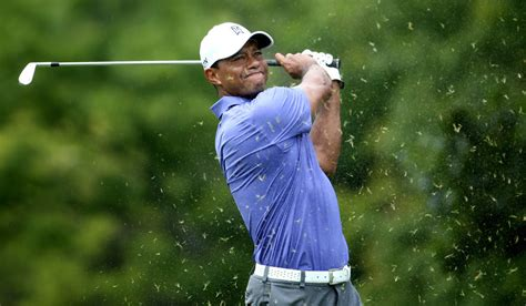 Tiger Woods Debate Is Back Or Swing The Problem At Pga