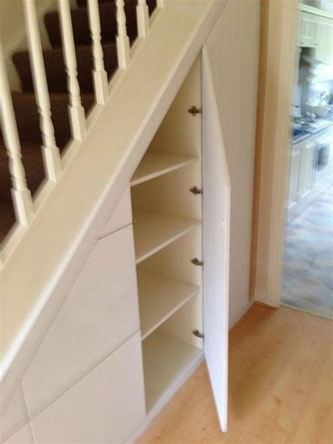 under stair shelving 17 best ideas about under stair storage on pinterest