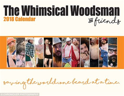 rescued by the woodsman books whimsical woodsman and friends calendar sees pose
