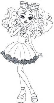 after high coloring free printable after high coloring pages madeline