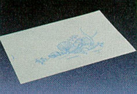 How To Make Mat With Paper - disposable tidi paper bath mat of 500