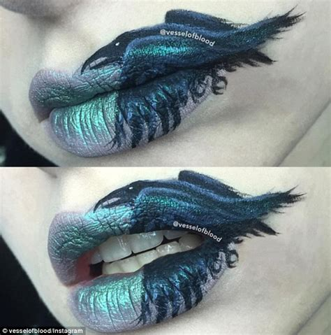 The One Make Up Series lip is taking instagram in spectacular fashion