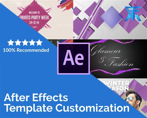 After Effects Video Template Customization And Rendering By Gfxmotion On Envato Studio After Effects Karaoke Template