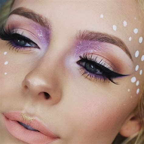 Eyeshadow Highlight eye makeup ideas inner corner highlight
