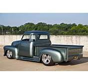 1953 Chevy Truck The Third Act