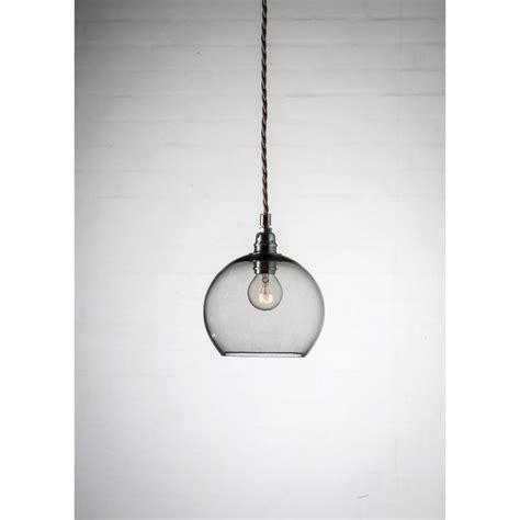 smokey glass pendant light smokey grey glass pendant light a mini blown globe with