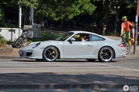 porsche sport classic grey porsche 911 sport classic 2 october 2016 autogespot