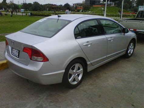 2007 Honda Civic by Honda Civic 2007 Nacional