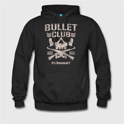 bullet club hoodie spreadshirt