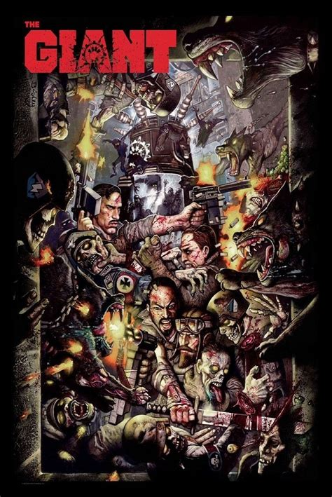 zombie wall decor the giant call of duty black ops 3 zombies art wall decor