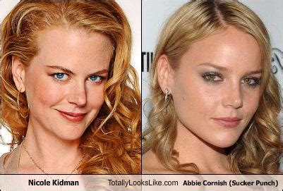 Looks Like Phillipe And Abbie Cornish Something To Be Embarrassed About After All by Kidman Totally Looks Like Abbie Cornish Sucker