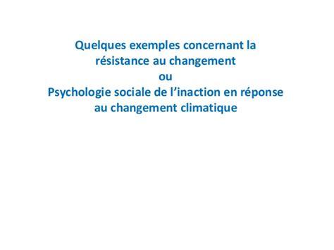 changement si鑒e social association psychologie sociale de l environnement et du changement