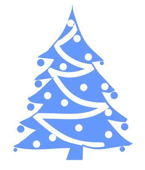 blue christmas service clip art blue tree clipart clipartxtras