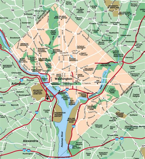 washington dc relief map proof that the gop is anti business their refusal to pass