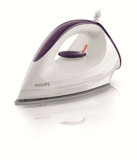 Setrika Philips Low Watt setrika kering gc160 27 philips
