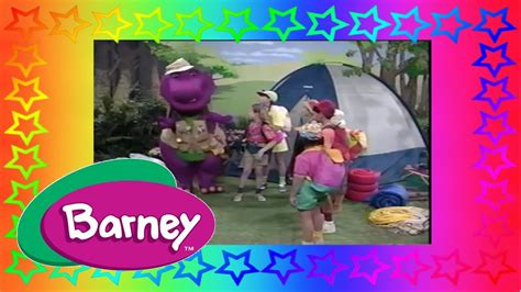 barney and the backyard gang cfire sing along barney and the backyard gang episode 5 cfire sing along