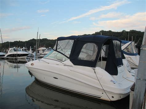 boat brands like sea ray sea ray sundancer 240 2006 for sale for 36 000 boats