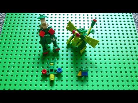 lego zelda tutorial lego pokemon instructions part 17 breloom flygon