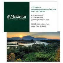melaleuca business cards melaleuca business card scenic melaleuca