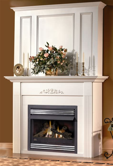 Ventless Fireplace Gas by Napoleon Gvf36 Vent Free Gas Fireplace