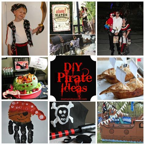 costume ideas diy projects craft ideas how to diy pirate costumes crafts treats