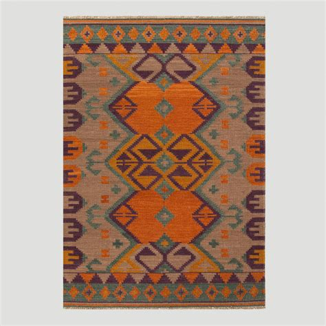 market rugs and teal kilim flat woven wool rug world market