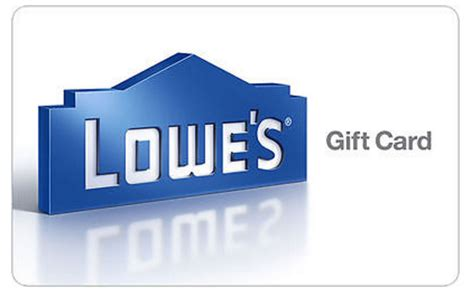 best lowes e gift card noahsgiftcard - Lowes E Gift Card