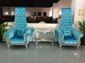 1 seater wedding throne chairs for and groom buy