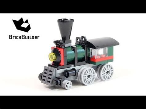 Lego Creator 31015 Emerald Express lego creator 31015 emerald express lego speed build