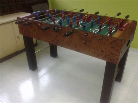 Foosball Table For Sale by Foosball Soccer Table For Sale In Singapore Adpost