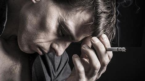 imagenes sad fumando tabaquismo y depresi 243 n