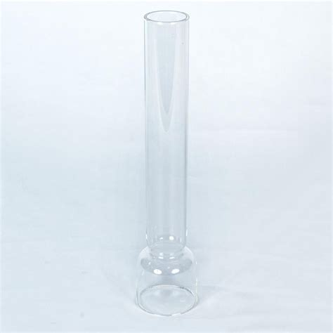 oil l chimney glass replacement vintage clear miniature glass oil l chimney replacement