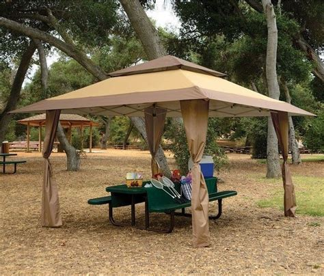 backyard shelter gazebo canopy tent shelter outdoor patio picnic backyard