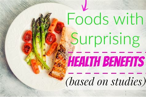 12 Most Surprising Fattening Foods by 5 Foods With Surprising Health Benefits The Healthy Apron