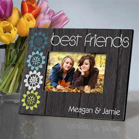 best photo gifts best friend picture frames personalized gifts