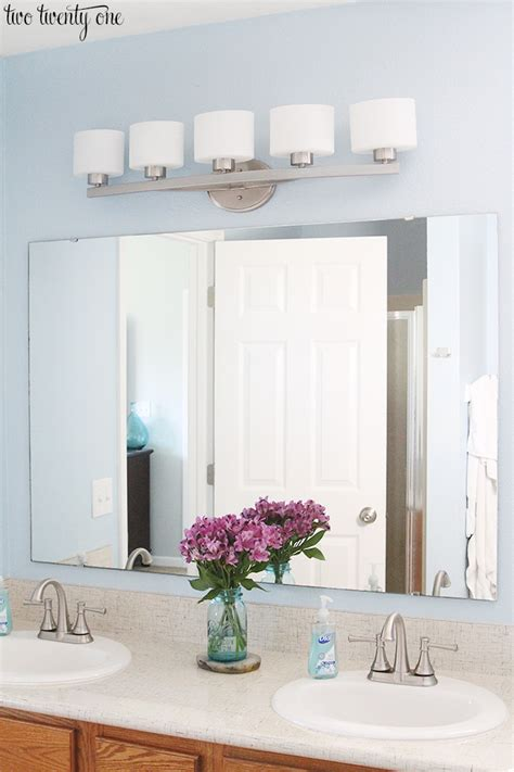 new bathroom vanity lights