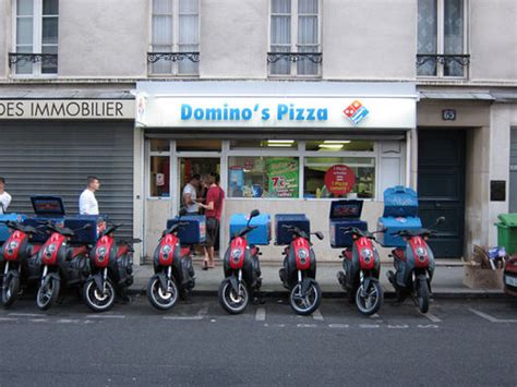 domino pizza france some french pizzerias serious eats