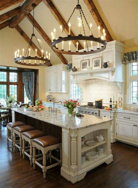 wagon wheel chandelier family room farmhouse with floor rustic light fixtures simplicity coziness and romantic