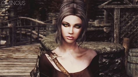 The Hairstyler by The Hairstyler Skyrim Hair