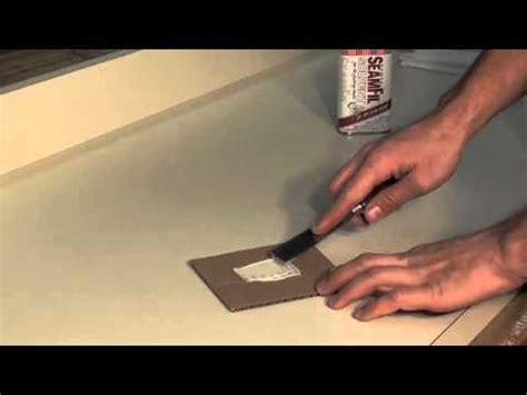 Kitchen Countertop Repair Laminate by How To Repair A Scratch In Your Laminate Countertop