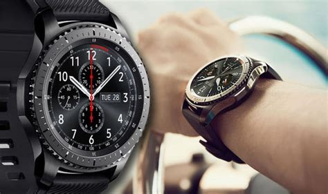 Harga Samsung Gear S3 gear s3 frontier why this major update won t be