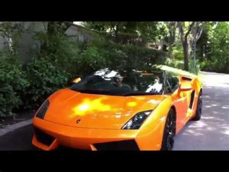 My Lamborghini Gallardo My New Orange Lamborghini Gallardo Lp560 How To Make