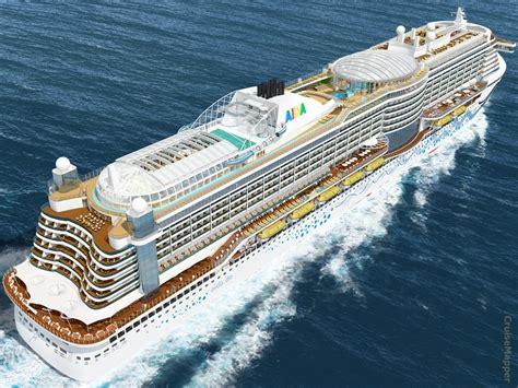 höhe aidaprima entregado el nuevo crucero aida perla
