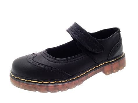 flat school shoes womens black t bar school shoes flat