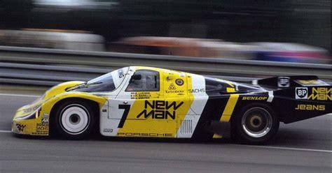 Porsche Klaus by Le Mans 1985 La Victoire Porsche Autocult Fr